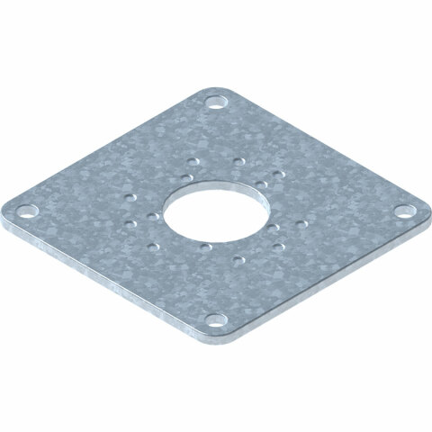 GLATZ<sup>®</sup> Montageplatten