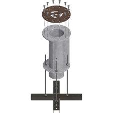 Schnellverschluss Maxi (System P160)