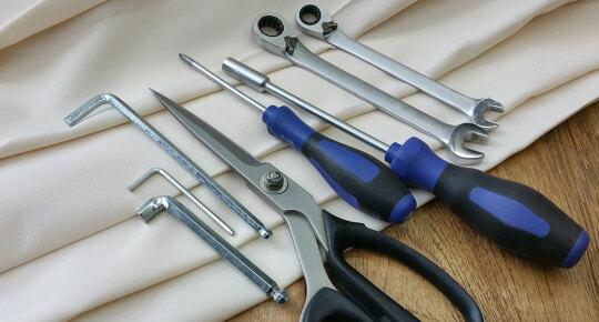 Ersatzteile und Reparatur-Service für Sonnenschirme
