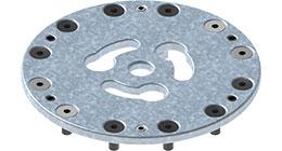 Quante-Design Schnellwechsler P160 für Großschirme