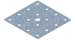 Quante-Design Unterflurplatten P080/P160