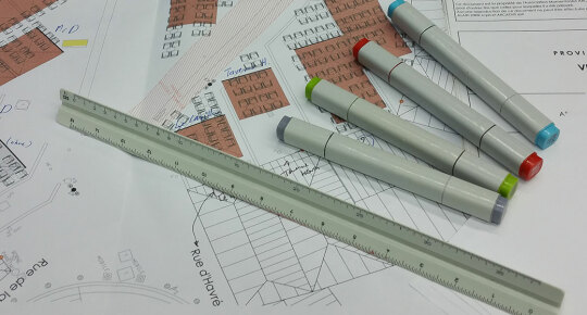 Beratung + Planung