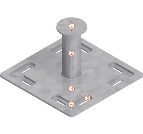 QD Bodenplatten